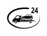 auto pomoc całodobowa ikona