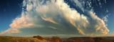 Monster cloud, photo was taken near Bolkow Town/Poland - 234859800
