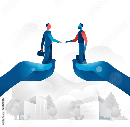 Great Deal and Entrepreneurs Agreement