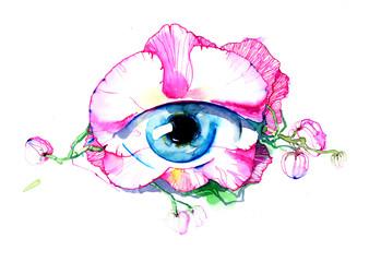 eye © okalinichenko