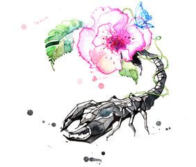 Scorpio © okalinichenko