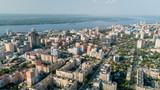 City aerial view © iuneWind