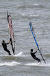 Windsurfing on the Columbia River, Arlington, Oregon, USA