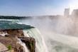 Beautiful view of Niagara Falls