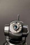 CCTV camera in studio - 235142827
