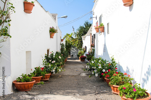Trulli village Italy
