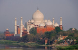 Tadj Mahal in India