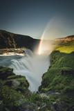Fototapeta Rainbow - Gullfoss © Witold
