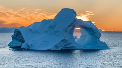 Iceberg, Disko Bay © Sascha