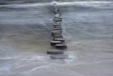 Wellenbrecher Nordsee