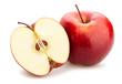 Leinwanddruck Bild - red delicious apple