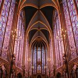 Paris / Sainte Chapelle - Chapelle haute
