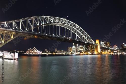 fototapeta na ścianę Sydney Harbour bridge