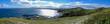 日本、北海道、礼文島、スコトン岬から見たパノラマ、雄大な自然と絶景、秋 - 235371658