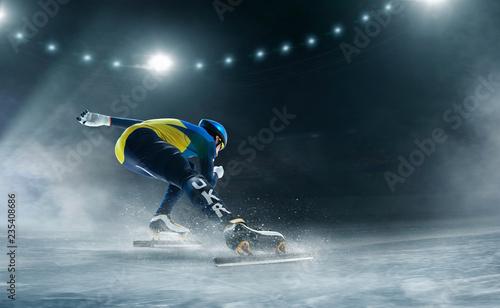 Krótka łyżwiarstwo szybkie