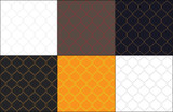 Thai vintage seamless pattern vector abstract background - 235457885