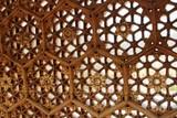 door knocking hing symmetrical pattern