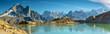Randonnée autour du massif du Mont-Blanc