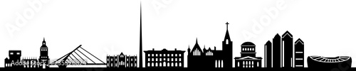 Skyline Dublin Ireland - 235520824