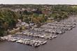 Port de La Roche Bernard, France