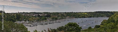 La Roche-Bernard, morbihan, bretagne, france - 235538064