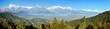 Leinwandbild Motiv MountAnnapurna range, Nepal Himalayas mountains