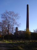 Verlassene Fabrik, Himmel