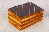 Tasty honey cake