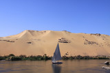 Felucca on The Nile - 235643212