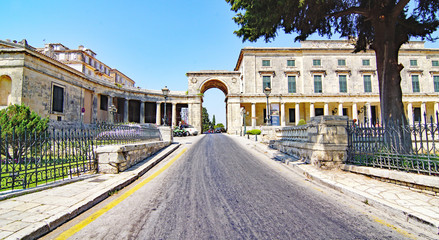 Museo de Arte Asiatico de Corfu, Grecia, Europa