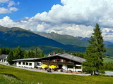 Austrian Alps-view from the Fanningberg