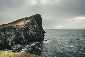 Ecosse isle de skye Neist Point Lighthouse © Chlorophylle