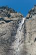 yosemite waterfall in summer - 235870460