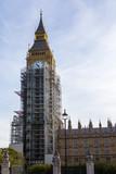 Big ben London travel destination renovate , 12 Oct 2017 London , United kingdom