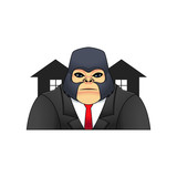 Kingkong gorilla property