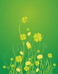 Fondo floral 13