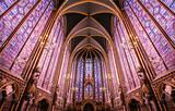 Paris / Sainte Chapelle - Chapelle haute - 235951035