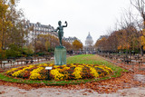 Europe, France, Paris , Luxembourg gardens