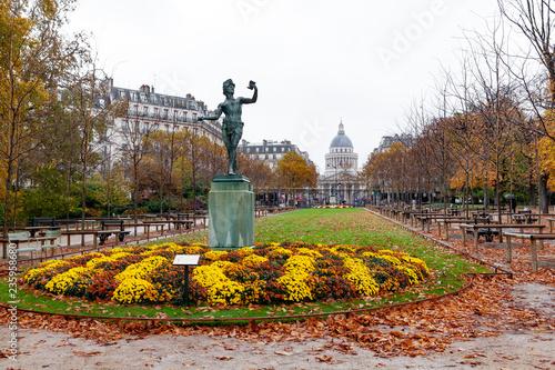 fototapeta na ścianę Europe, France, Paris , Luxembourg gardens