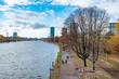 Frankfurt Main im Herbst