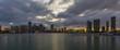 Boston, Massachusetts,  Panoramic, Skyline, Nightlife