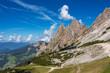 Quadro Italien - Südtirol - Grödner Joch