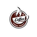 Vintage Coffee Shop Logos Vector