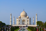 Mausolée du Taj Mahal, Agra, Inde (1)