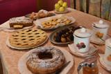 torta dolci colazione