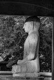 Samadhi Buddah Statue, meditating Buddah, beauty and holiness - 236147243