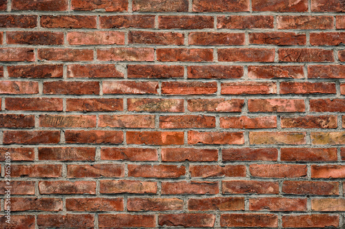 Brick wall texture background - 236152859
