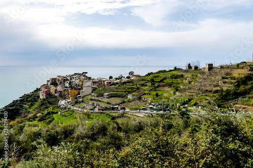 riomaggiore cinque terre italy, in cinque terre, Liguria, Italy - 236219430