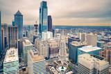 Top view of downtown skyline Philadelphia USA - 236231639