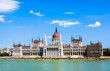 Hungarian parliament in Budapest